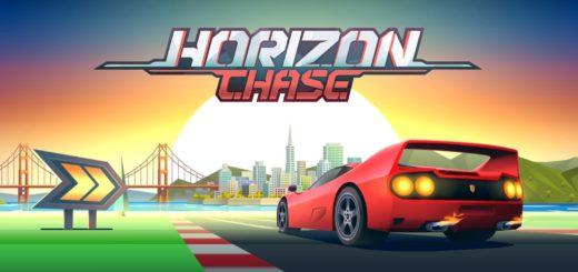 Horizon Chase Banner