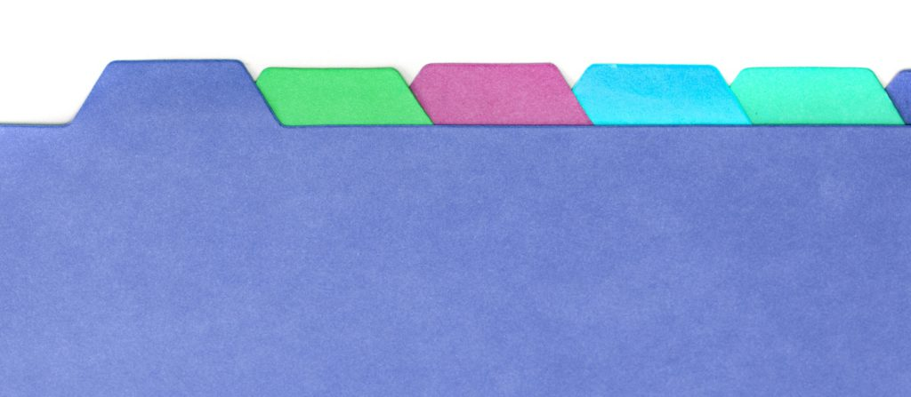 Tabs Banner