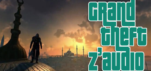 Grand Theft Z'audio