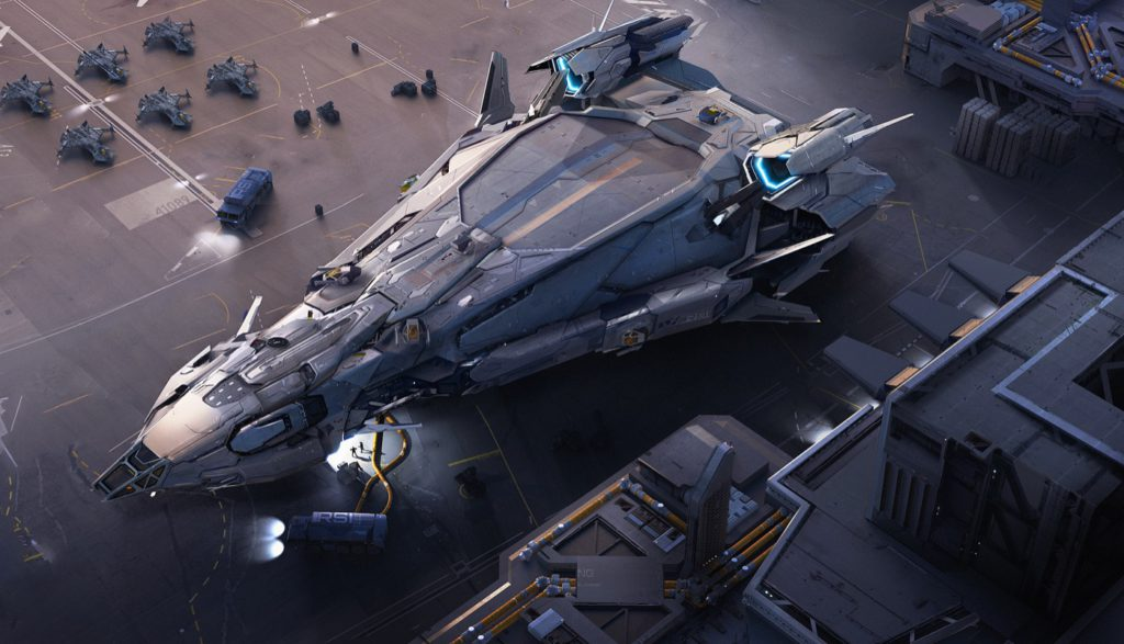 Star Citizen - Polaris