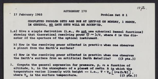 Carl Sagan (cours)