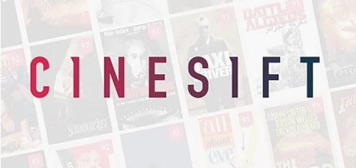 Cinesift (header)