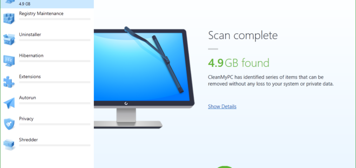 CleanMyPC (header)