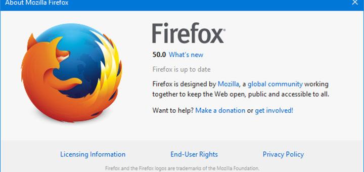 Firefox 50 (header)