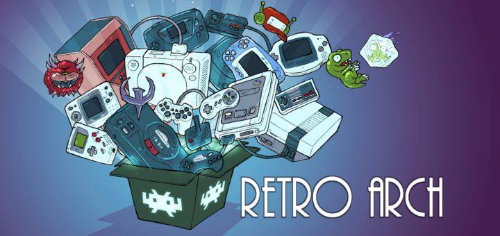 RetroArch (header)