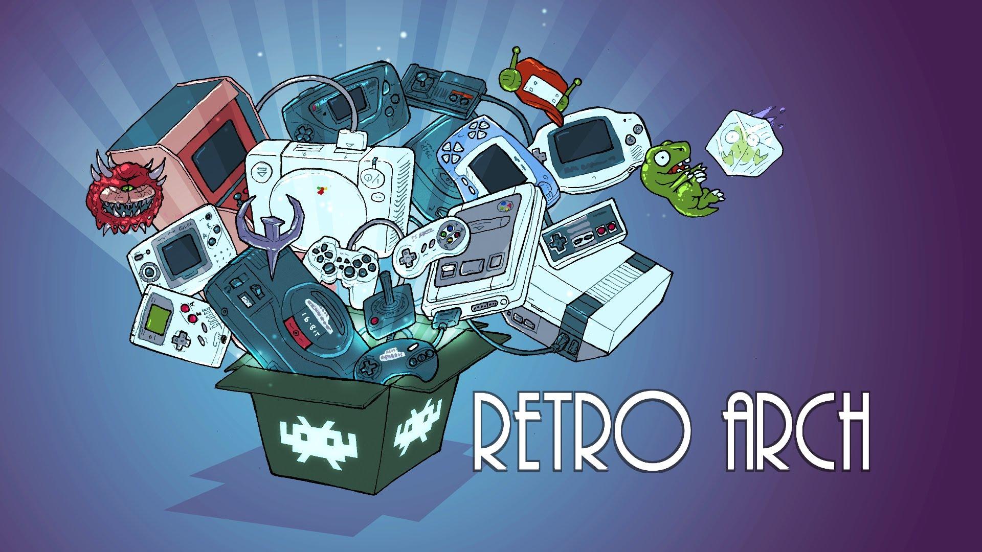 Tuto : centraliser ses émulateurs avec RetroArch et