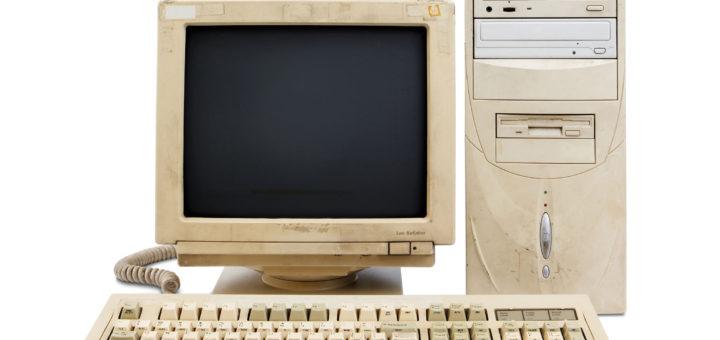Vieux PC XT