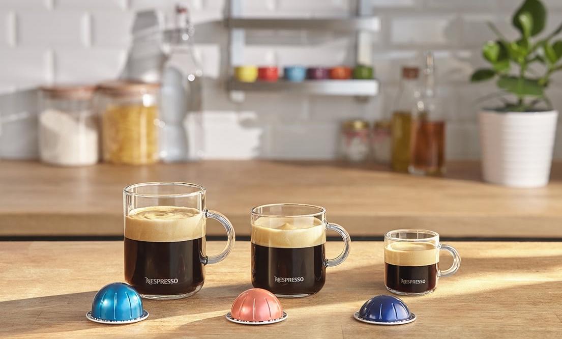 Test de la Nespresso Vertuo : le goût du risque | Geekzone.fr