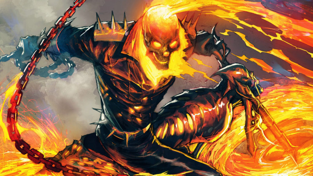 Les Clairvoyants: Ghost Rider