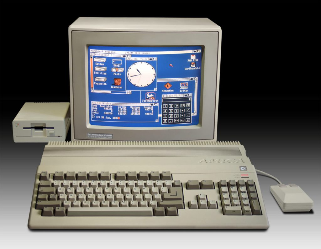 A500 Full Setup