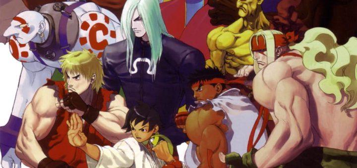 Street Fighter 3.3 banner