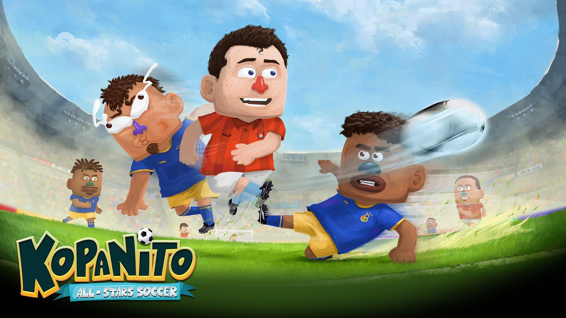 Kopanito All-Stars Soccer : du foot arcade avec des super