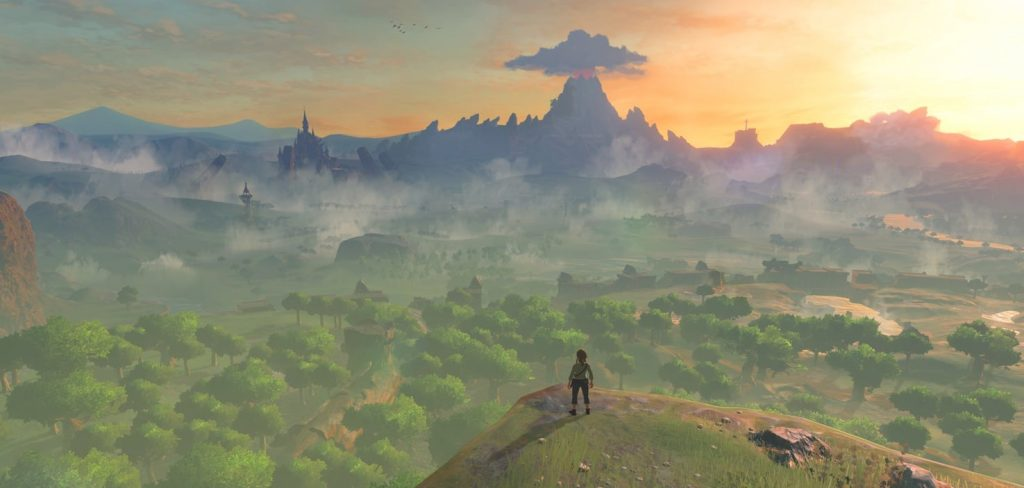 Zelda BotW