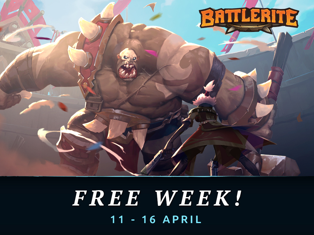 Battlerite (free week)