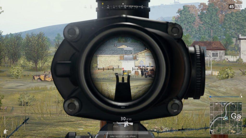 PUBG - Snipe