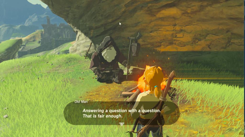 Zelda BotW Cemu Bug 1