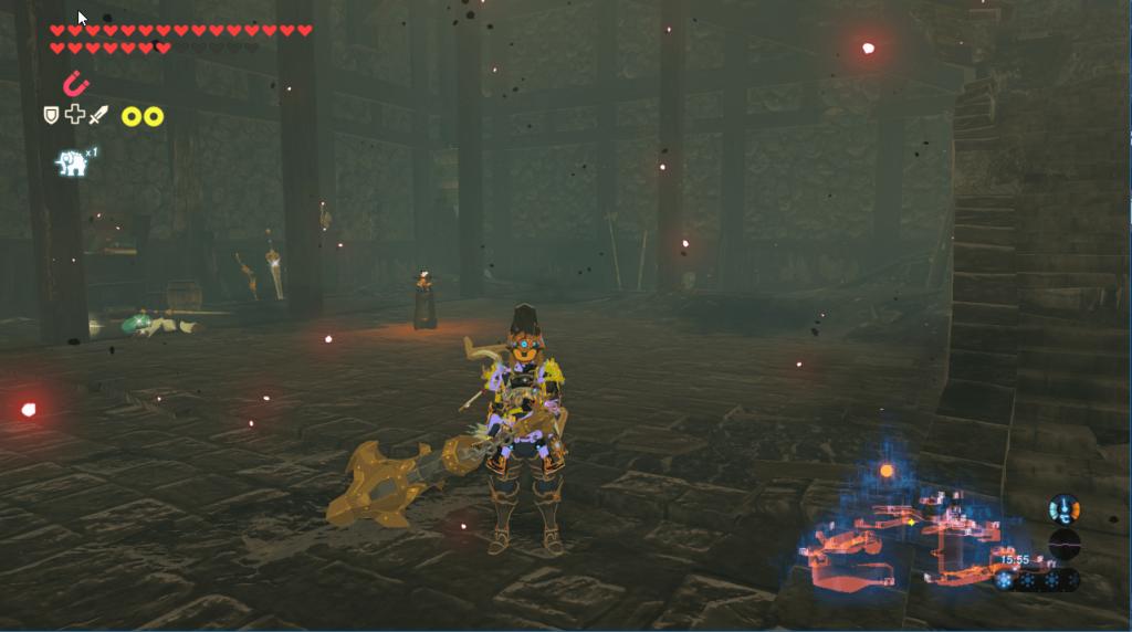 Zelda BotW Cemu Bug 3