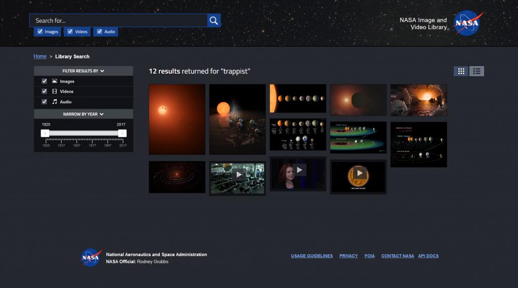 NASA (library)