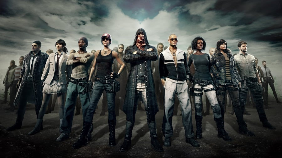 player unknowns battlegrounds banner