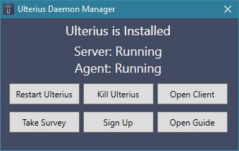 Ulterius (Daemon)