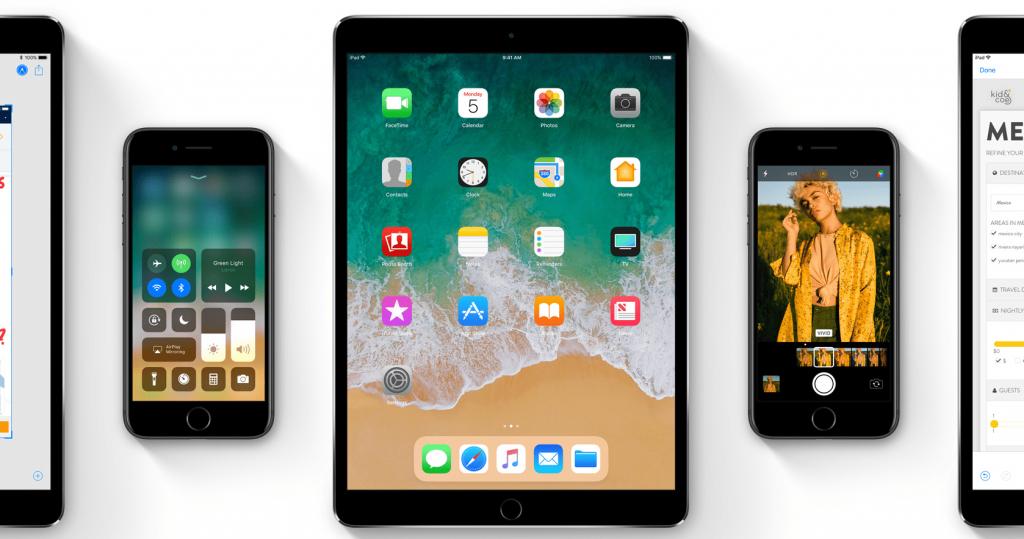 iOS 11 Banner