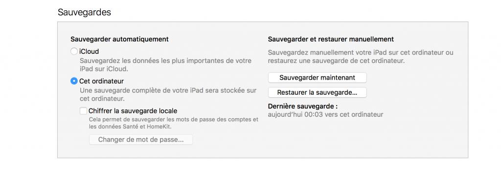 iOS 11 Tuto 2