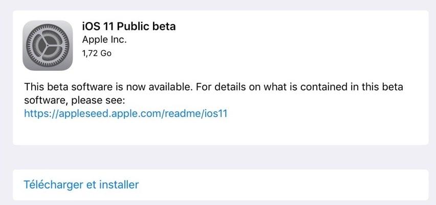 iOS 11 Tuto 5