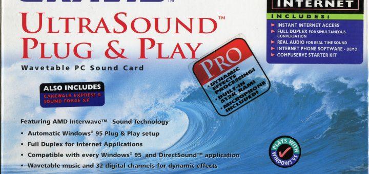 Gravis Ultrasound