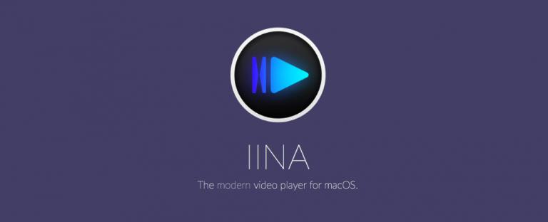 IINA Logo
