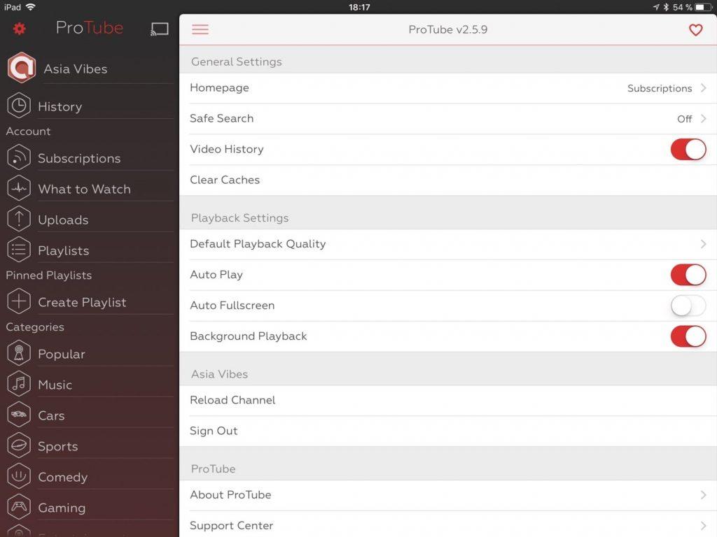 ProTube iPad 3