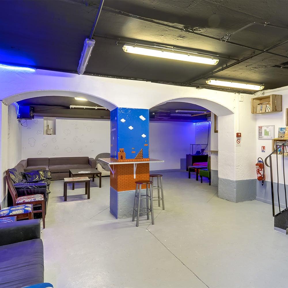 Salle Bar deuxpointzero