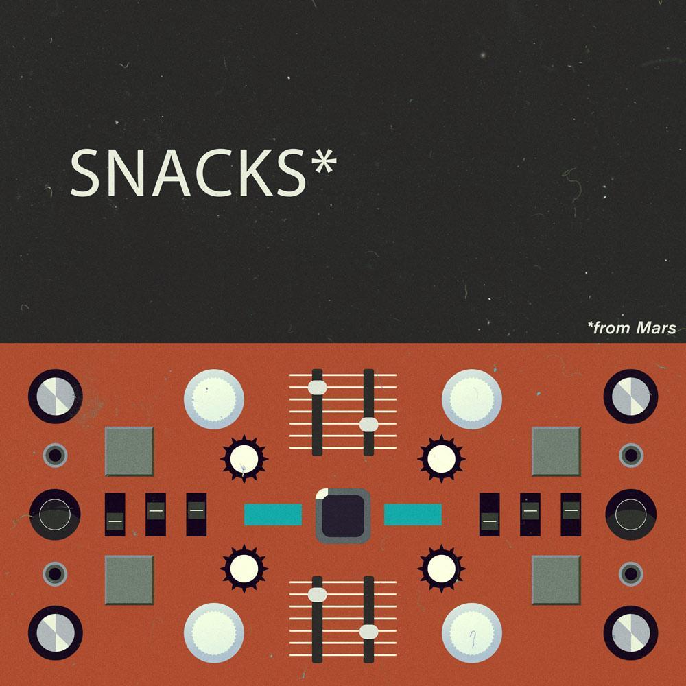 Snacks From Mars