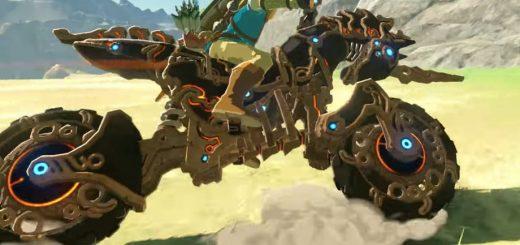 Zelda Bike Banner