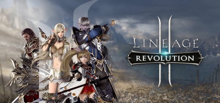 Lineage2 Revolution Banner