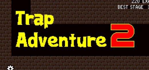 Trap Adventure 2 Banner