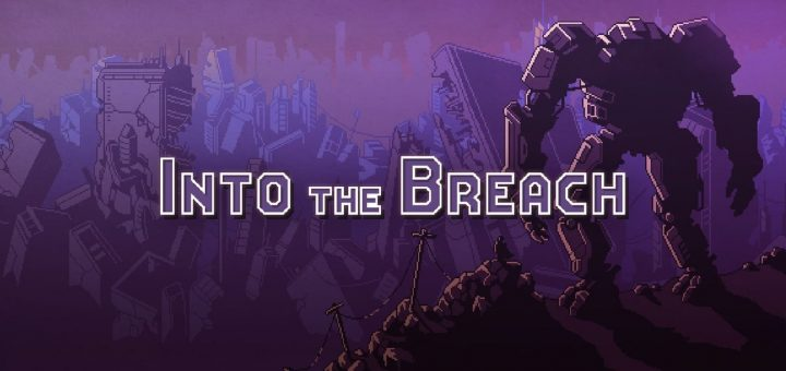 Into The Breach Banner