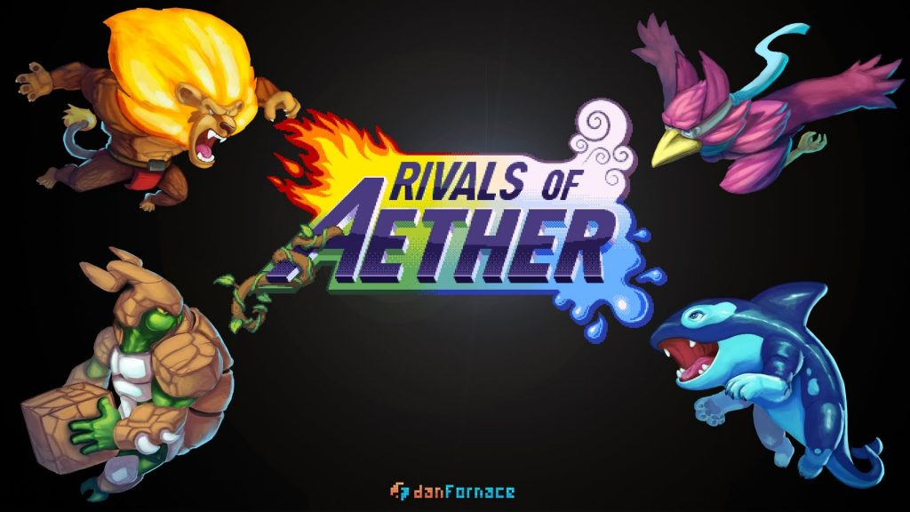 Rival of Aether Banner
