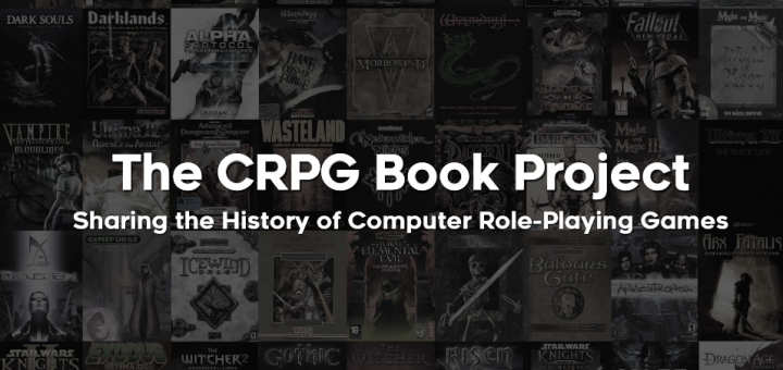 CRPG Book Project