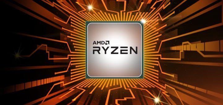 AMD RYzen Banner