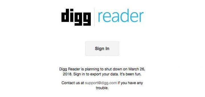 Digg Reader End 2