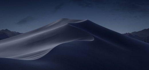 macOS Mojave Nigt Banner