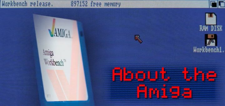 About the Amiga