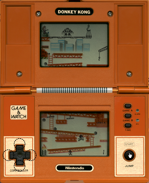 Game & Watch : Donkey Kong