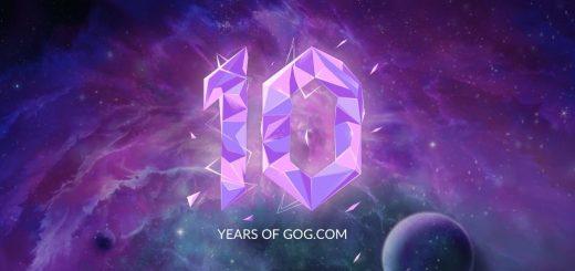 GoG 10 years
