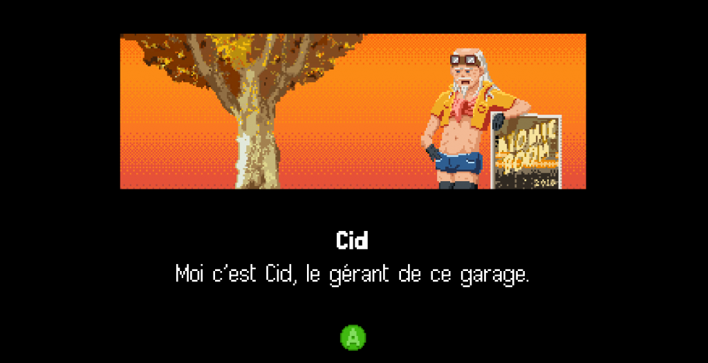 OSM - Cid