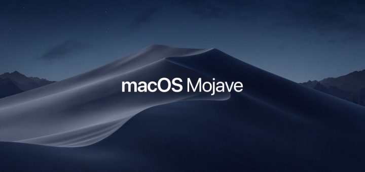 macOS Mojave Banner