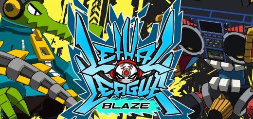 Letha League Blaze