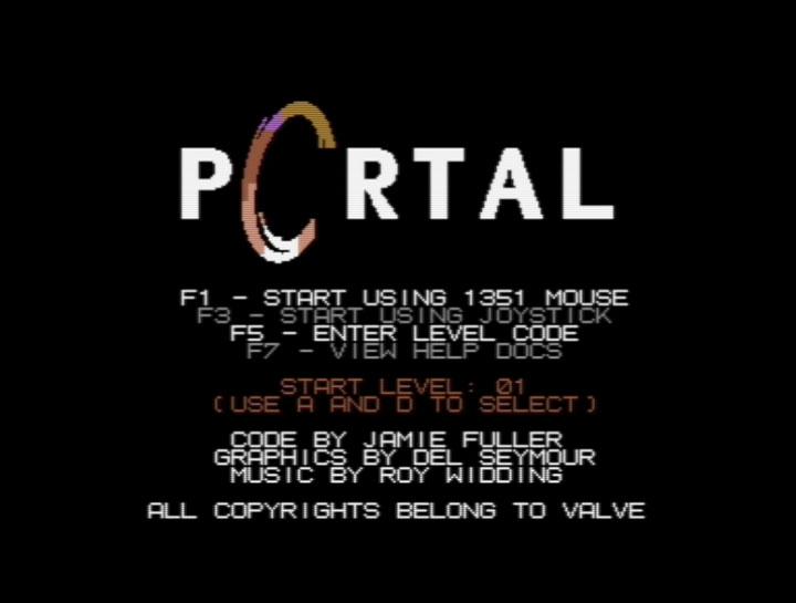Portal C64
