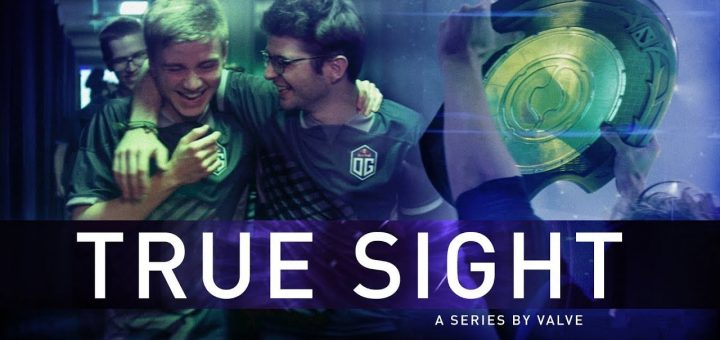 Dota2 Valve True Sight