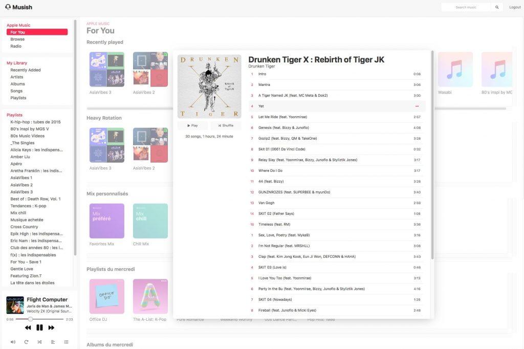 Musish Album